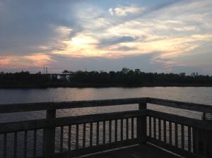 deck over river closer