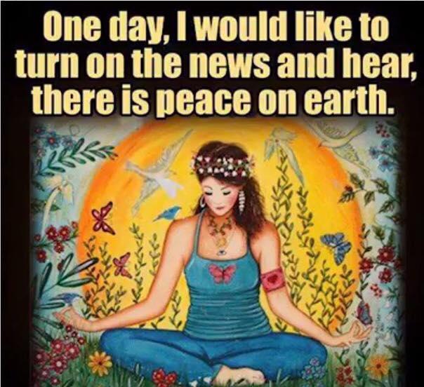 Peace on Earth News