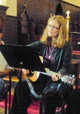 Singing Taize at GSC
